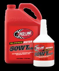 Спортивное моторное масло RedLine 50WT (15W50)