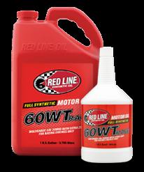 Спортивное моторное масло RedLine 60WT Drag Race (20W60)