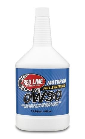 Моторное масло RedLine 0W30