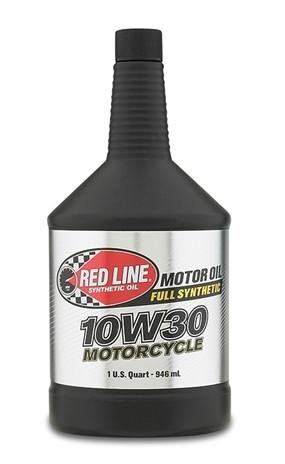 канистра RedLine 10W30 Moto моторное масло для мотоциклов
