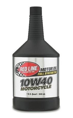 канистра RedLine 10W40 Moto моторное масло для мотоциклов
