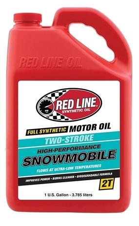 канистра масло RedLine для снегоходов Two-Stroke Snowmobile Oil