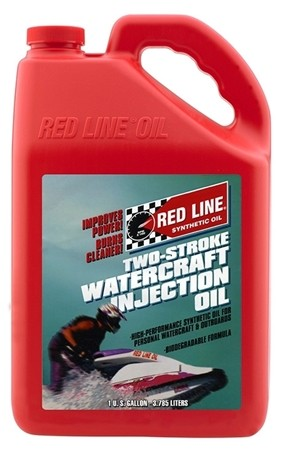 канистра масло RedLine Two-Stroke Watercraft Injection Oil