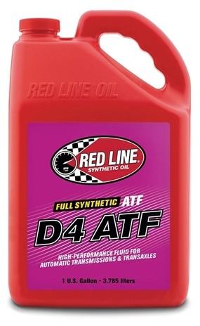 Трансмиссионное масло RedLine D4 ATF