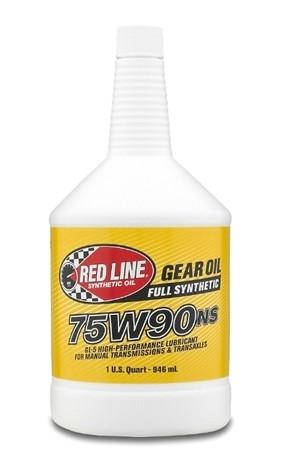 канистра RedLine 58304 75W90 NS GL-5 трансмиссионное масло