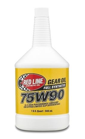 канистра RedLine 75W90 GL-5 57904 57905 трансмиссионное масло