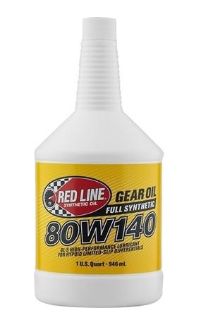 канистра RedLine 80W140 GL-5 трансмиссионное масло