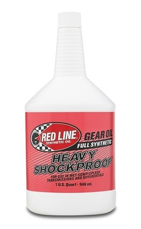 канистра RedLine 58204 Heavy ShockProof трансмиссионное масло