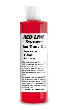 RedLine Air Tool Oil масло для пневмоинструмента