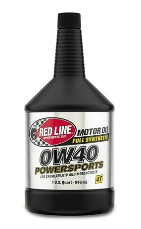 Моторное масло для мотоциклов RedLine 0W40