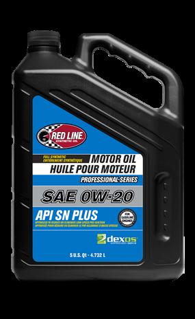 Моторное масло RedLine Professional-Series 0W20