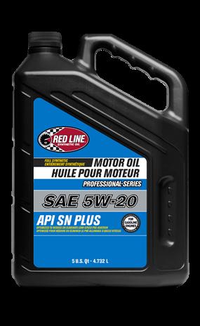 Моторное масло RedLine Professional-Series 5W20