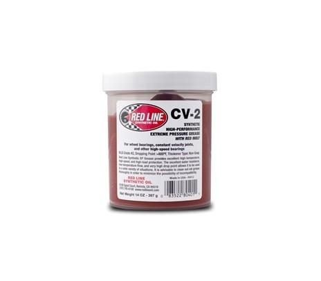 RedLine CV-2 80401 банка 410 грамм Смазка с молибденом