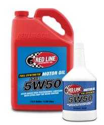 масло моторное RedLine 5W50 11604 11605