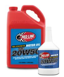 масло моторное RedLine 20W50 12504