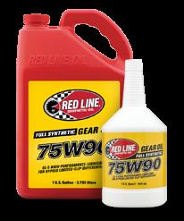Трансмиссионное масло RedLine 75W90 GL-5