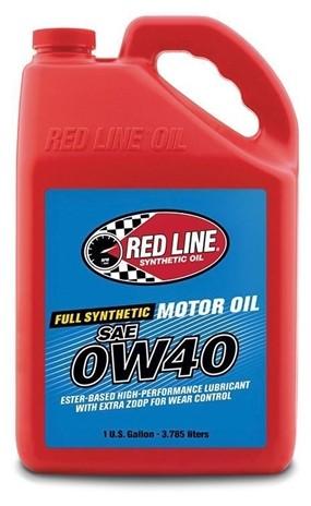 Моторное масло RedLine 0W40