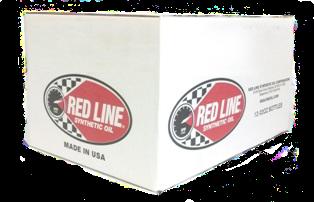Коробка масла redline 0w20