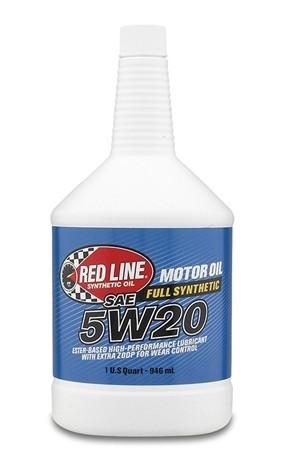 Моторное масло RedLine 5W20