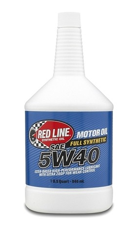 Моторное масло RedLine 5W40