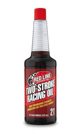 бутылка RedLine масло для 2 тактных двигателей Two-Stroke Racing Oil