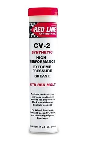 RedLine CV-2 80402 Туба 410 грамм Смазка с молибденом