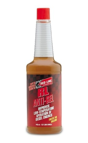 бутылка RedLine RL Anti-Gel анти-гель для дизтоплива