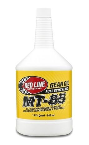 канистра RedLine 10W50 моторное масло для мотоцикловRedLine MT-85 75W85 GL-4 трансмиссионное масло