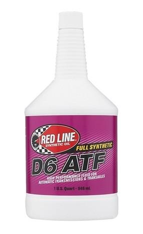 канистра RedLine D6 ATF трансмиссионное масло