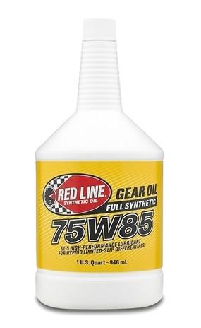 канистра RedLine 75W85 GL-5 50104 трансмиссионное масло