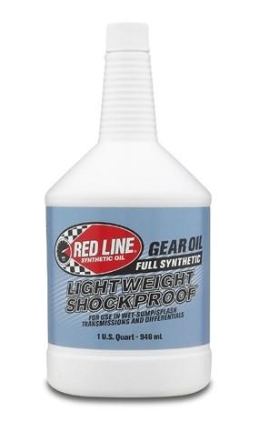 канистра RedLine Lightweight ShockProof трансмиссионное масло
