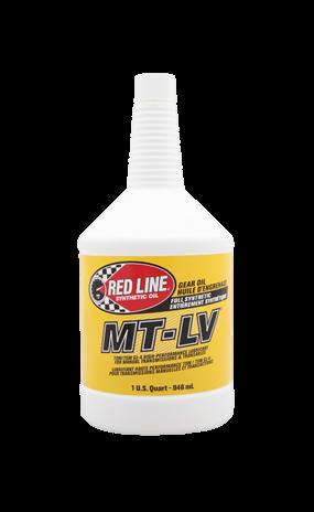 канистра RedLine Трансмиссионное масло RedLine MT-LV 70W/75W GL-4