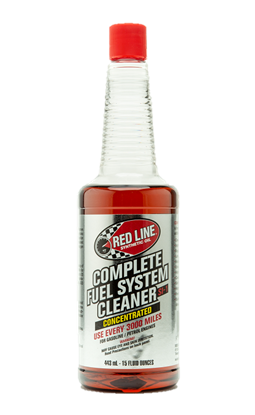 бутылка RedLine SI-1 очиститель топливной системы