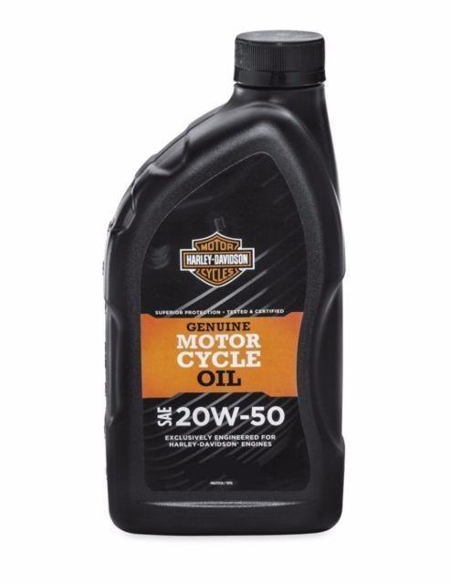 Оригинальное масло Harley-Davidson® Genuine H-D® 360 Motorcycle Oil