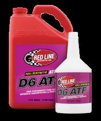 Трансмиссионное масло RedLine D6 ATF